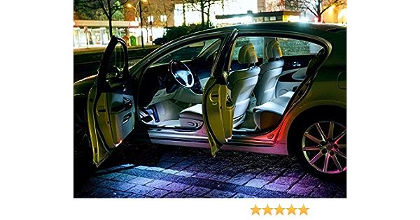 Für Smartforfour454 Weisse Innenraumbeleuchtung Set Umrüstsatz Innenraum Beleuchtung Eine Sehr Exklusive Kalt Weisse Optik Von Hallenwerk Auto