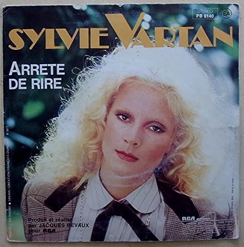 Sylvie Vartan:Georges - Arrete de rire, Vinyle 1977 SP 45 tours RCA 8140