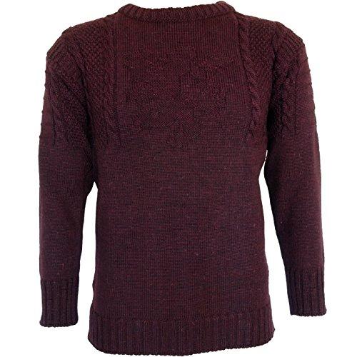 channel-jumper-genuine-traditional-alderney-jumper-burgundy-size-50