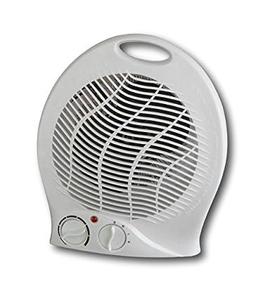 Heizlüfter Heizgerät Heizer Ventilator Heizung 2 Heizstufen mit Thermostat 2000 Watt von Urban Design bei Heizstrahler Onlineshop