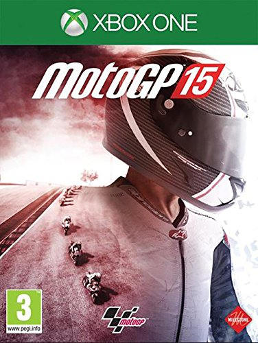 XBOX ONE MotoGP Moto GP 15 2015 UK Import auf deutsch spielbar [Importación inglesa]