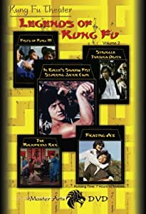 Legends of Kung Fu Fighting 2 [DVD] [1979] [Region 1] [US Import] [NTSC]