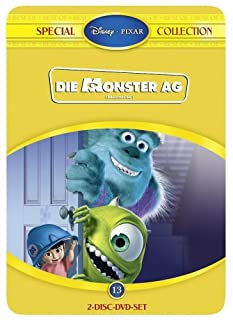 Die Monster AG (Best of Special Collection, Steelbook) [Special Edition] [2 DVDs]