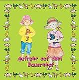 Aufruhr auf dem Bauernhof - Personalisiertes Kinderhörbuch - Unikat - CD - Mawinti - Mit dir in der Hauptrolle