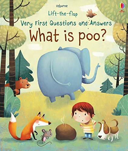 What is poo? Lift-the-flap (Lift the Flap Very First Q & A) por Katie Daynes