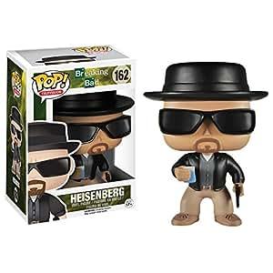 Breaking Bad Walter White comme Heisenberg Pop! Vinyl Figure (162)