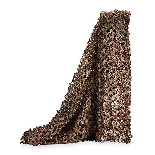 Camouflage Net Oxford Cloth for Halloween Desert Camping Shooting Sunscreen Military/Select Size Size : 5m*6m Tent Accessories