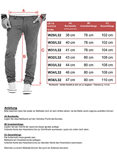 Jogg Jeans Cargo Herren Sweatpants Hose Joggjeans Denim Slim Fit Cargohose Chino Sublevel Light Brown