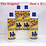 THE ORIGINAL MANE 'n TAIL SHAMPOO AND CONDITIONER TWIN PACK X 2