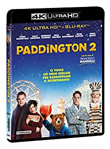 Paddington 2 (Blu-Ray 4K+Blu-Ray)