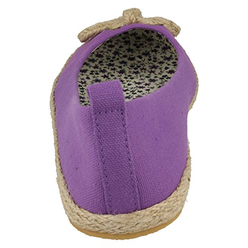 Spot On , Bout fermé femme Violet - violet