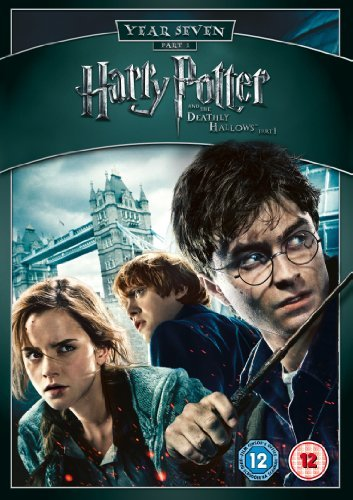 Harry Potter And The Deathly Hallows - Part 1 (1-disc version) [DVD] [2010] by Daniel Radcliffe
