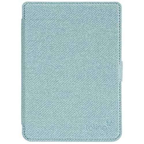 tolino page 2 - Tasche Slim Blau/Gelb