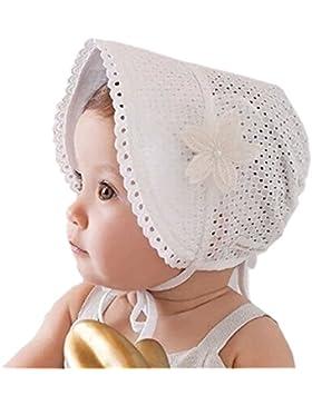 HBF Baby Unisex Winter Fischenhut Sonnenhut Mütze Sonnenmütze süß Beanie Hut für Kinder Mädchen Baby