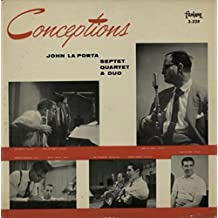 Conceptions - Red Vinyl