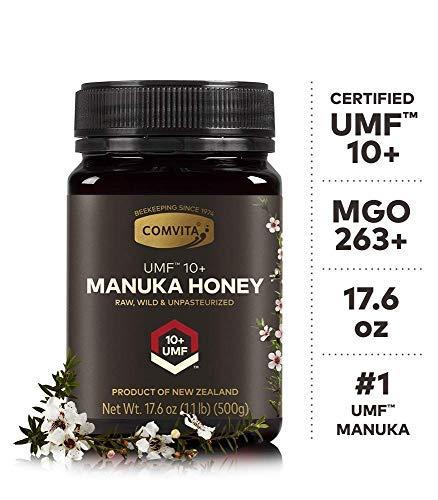 Comvita Manuka Honig UMF10+ MGO263 500g - Health Manukahonig Nz