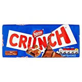 Crunch Milk Chocolate Sharing Bar, 100 g, Pack of 16
