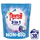 Persil 3-in-1 Non Bio Washing Capsules 38 Wash, 1026 g, Pack of 3