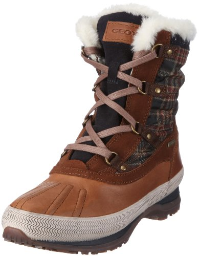 GeoxDonna wintry stivali wp - Stivali Donna Marrone (Braun/tan)