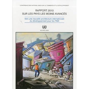 Les Pays Les Moins Avances Rapport 2010