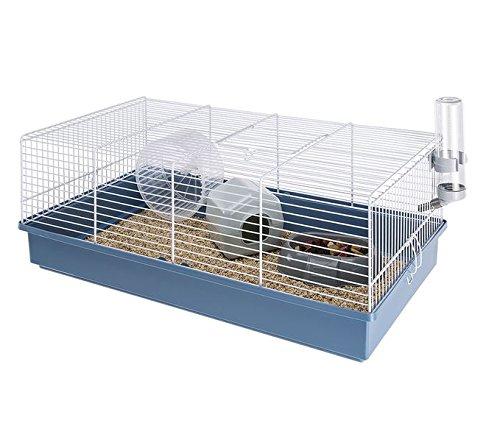 Ferplast 11 Cage pour Hamster Gris