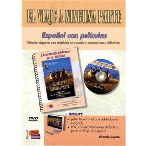Español con películas : El viaje a ninguna parte, DVD m. Begleitbuch - Peliculas Espanolas