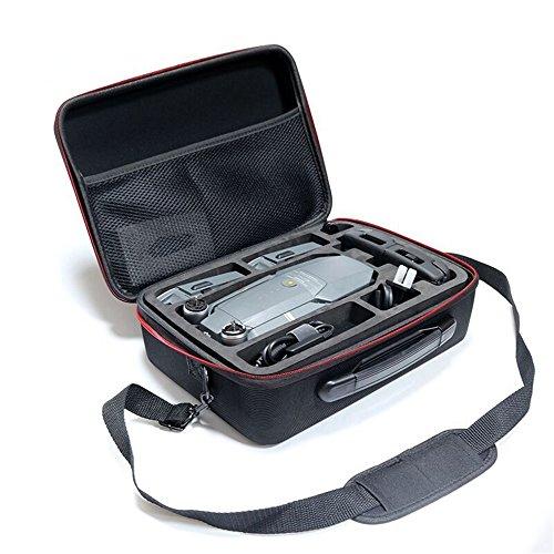 Preisvergleich Produktbild Behorse EVA wasserdicht Suitcase Messenger Handtasche Schulranzen Aufbewahrungskit für DJI Mavic Pro UAV 29 x 21 x 11cm