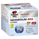 Doppelherz system MAGNESIUM 400 CITRAT, 40 St. Granulat