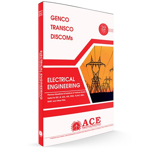 GENCO TRANSCO DISCOMs Electrical Engineering  available at amazon for Rs.315