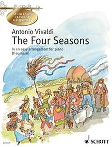 The Four Seasons (Get to Know Classical Masterpi) by Hans-Gunter Heumann (2000-01-01)