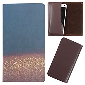 DooDa - For Arya Z2 PU Leather Designer Fashionable Fancy Case Cover Pouch With Smooth Inner Velvet