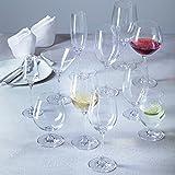Leonardo 019845 Weißweinglas Set Ciao+ 6-teilig - 8