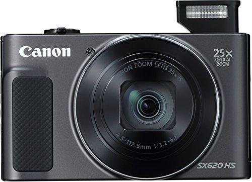 Canon PowerShot SX620 HS -  Cámara Digital compacta de 20, 2 MP (Pantalla de 3