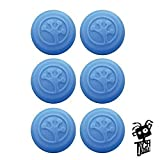 Grip I T Analog Stick Covers 6 Pack (Blu...