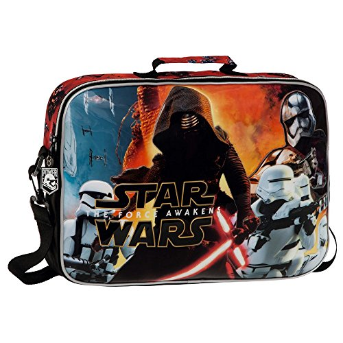 Imagen de disney star wars battle  escolar, 7.45 litros, color negro