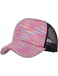 Subfamily Gorra de Béisbol Adjustable Casual Unisex Sombreros de Hombre Gorra de béisbol de Rejilla algodón