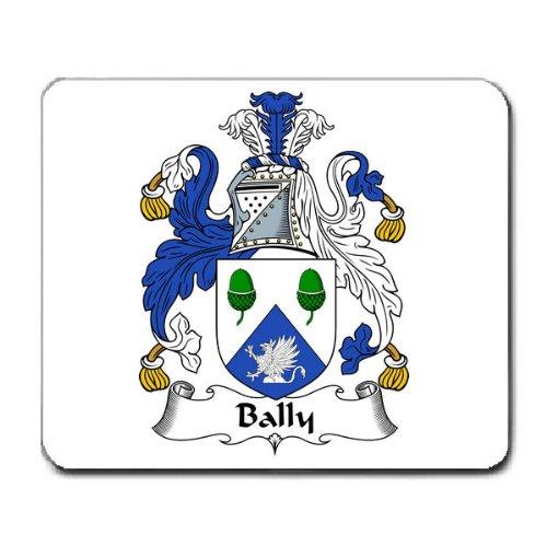 bally-familia-escudo-escudo-de-armas-alfombrilla-de-raton