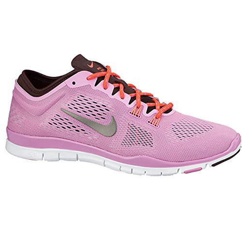 Nike Wmns Nike Free 5.0 Tr Fit 4, Damen Sneaker rosa EU...