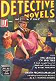 Detective Novels Magazine - 04/38: Adventure House Presents: by Barry Perowne (2013-08-09)