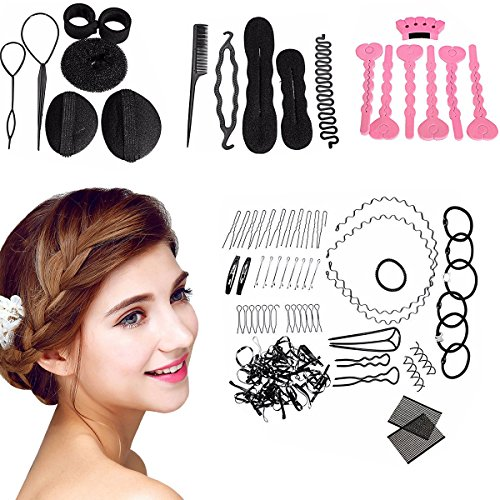 accessori-per-capelli-pins-capelli-capelli-styling-attrezzi-hair-styling-tool-set-hair-clip-accessor