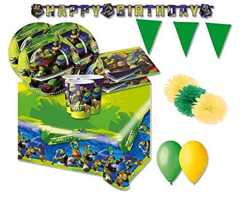 Irpot kit 46 F Geburtstagsparty Ninja ()