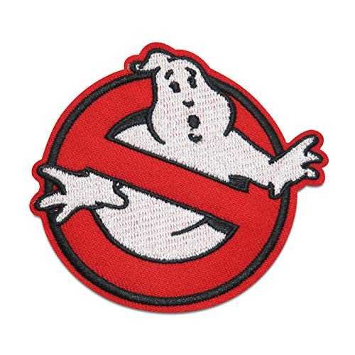 (Finally Home Ghostbusters Logo Bügelbild Patch zum Aufbügeln | Patches, Aufbügelmotive)