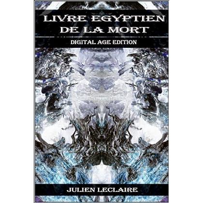 Livre Egyptien De La Mort - Edition Age Digital