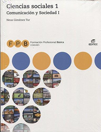 FPB Comunicación y Sociedad I - Ciencias Sociales 1 (Formación Profesional Básica)