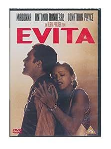 Evita [DVD] [1997]