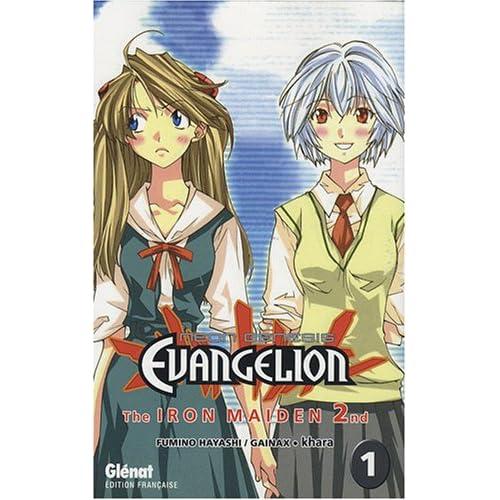 Neon-Genesis Evangelion : Iron Maiden 2nd, Tome 1 :