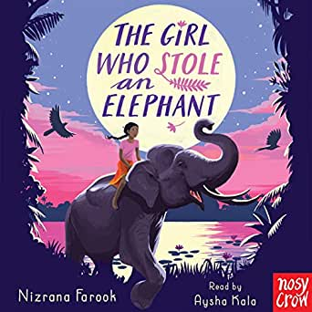 The Girl Who Stole an Elephant (Audio Download): Amazon.co.uk: Nizrana  Farook, Aysha Kala, Nosy Crow: Audible Audiobooks