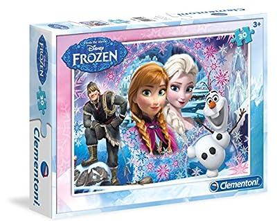 Disney Frozen - Puzzle 30 Piezas (Clementoni 08504) de Clementoni