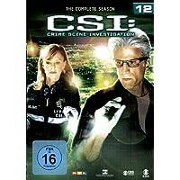 CSI: Crime Scene Investigation - Season 12
