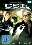 CSI: Crime Scene Investigation - Season 12 [6 DVDs] - Anthony E. Zuiker